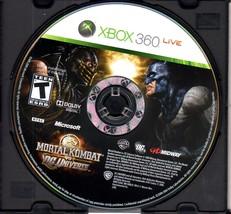 XBox 360 - Mortal Combat vs. DC Universe - $5.95