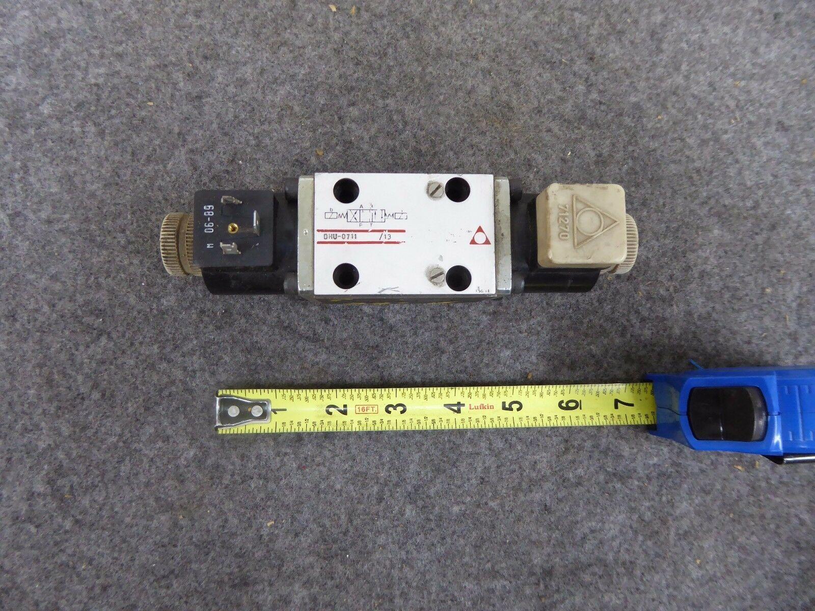 Atos Hydraulic Valve DHU-0711/13 NEW