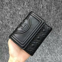Tory Burch Fleming Mini Flap Wallet - $118.00