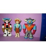 Cowboys of Moo Mesa Mini Figure Cowlamity Kate Cowlarado Dakota Lot RARE... - $100.00