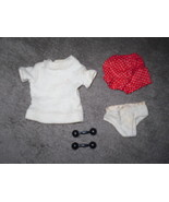 Vintage Barbie Doll Outfit - Ken In Training #780 - 1961 BW Label - $12.00