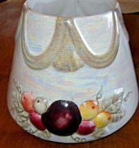 Yankee Candle Frosted Fruit and Swag Candle Shade - $12.19