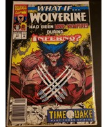 What If...Wolverine Had Been Lord Of The Vampires During Inferno? #37... - $7.99