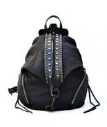 Rebecca Minkoff Julian Studded Nylon Backpack - Black (Retail $195) - $89.10