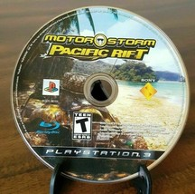 MotorStorm: Pacific Rift (Sony PlayStation 3 2008 PS3) Disc Only - Tested - $19.99