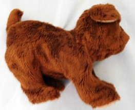 "TOY Hasbro FurReal Friends 7"" Dark Brown Tuggin Puppy Moves & Makes Soun... - $14.24"
