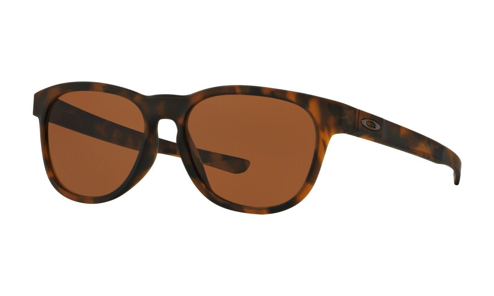 Oakley Stringer Sunglasses OO9315-02 Matte Brown Frame W/ Dark Bronze DEFECT