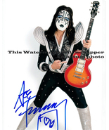 Ace Frehley Kiss 2 Autographed Signed 8 x 10 Photo Reprint - $11.95