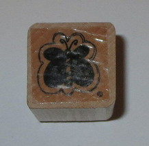 Butterfly Rubber Stamp Close To My Heart Wood Mounted Butterflies Insect  - $3.65