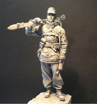 120mm -WWII German Troop- soldier 120mm figure Historical WWII Figure Re... - $63.80
