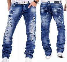 Hot sale! 2018 New arrived four Seasons men jeans,Men Slim Straight pant... - $48.24