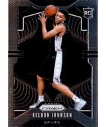 Keldon Johnson 2019-20 Panini Prizm Rookie Card #273 - $14.00