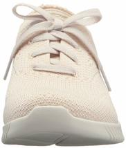 NEW Skechers Womens Natural Mesh Wave Lite-Pretty Philosophy Memory Foam Shoes 9 image 3