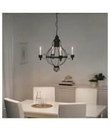 IKEA ÄPPELVIKEN Chandelier, 4-arm, Electric and Tealights/Candles - $64.34