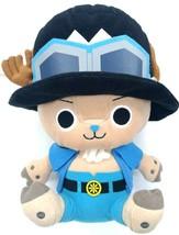 One Piece Plush Doll Chopper with Sabo Version 30cm Kawaii Rare NFS Anim... - $46.07