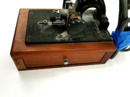 Vintage Franklin Embosser Hot Foil Stamp Imprinting Embossing Machine Parts Only image 6