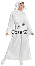 Star Wars Deluxe Princess Leia Costume Leia Dress - $125.00
