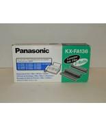 Panasonic KX-FA136 Genunie Replacement Ink Film Sealed Box 2 Rolls - $18.65