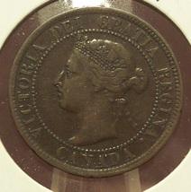 KM# 7 Canada 1901 Penny VF+ #01192 - $4.99