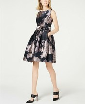 Jessica Howard Floral Fit & Flare Dress  Black Pick Size - €36,24 EUR