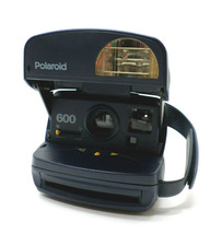 Polaroid One Step Express 600 Instant Film Camera Great Condition G4 - $23.71