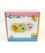 Kids Creative Camera SM Easy To Use Stimulating Thinking Educate Toy Yel... - $29.83