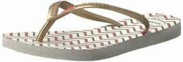 Havaianas Women'S Slim Flip Flop Sandals, Americana - $36.45+