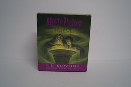 Harry Potter and the Half Blood Prince by J.K. Rowling Unabridged Audio ... - $18.47