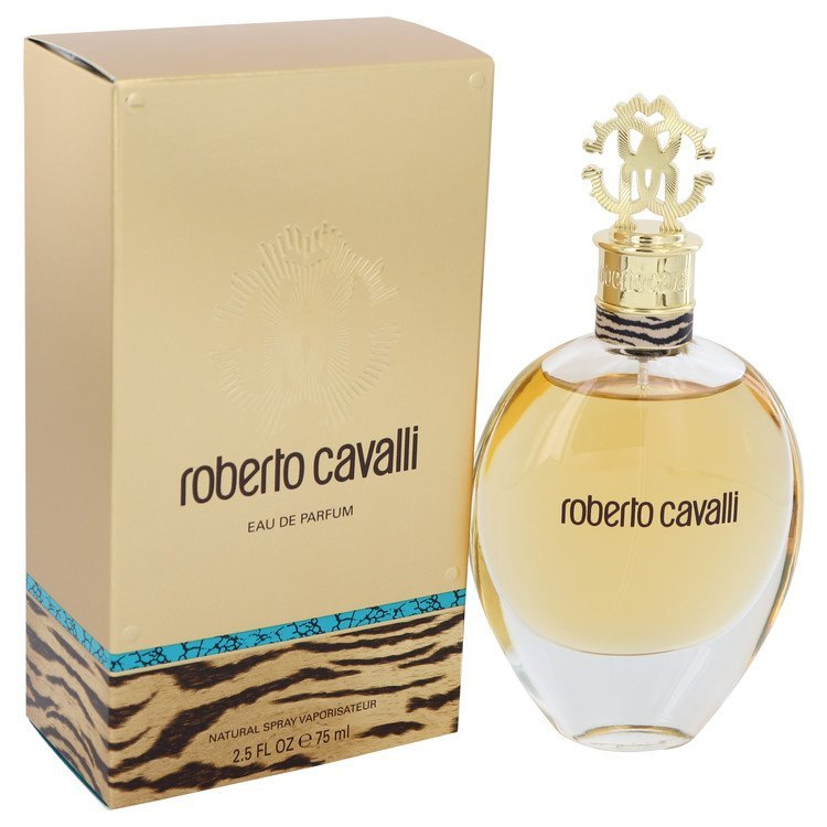 Roberto Cavalli New 2.5 Oz Eau De Parfum Spray