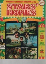 Producer's Complete Guidebook to the Stars' Homes - Joseph Cranston - SC... - $8.96