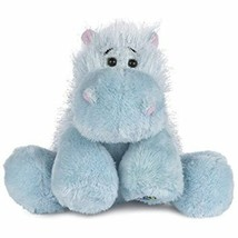 HIPPO BLUE Webkinz Beanbag Stuffed Animal HM009 Plush Only - No Code - $6.92
