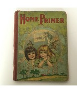 Home Primer Children's ABC Book Letters Illustrated M.A. Donohue & Co ci... - $19.99