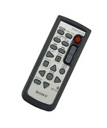 Genuine Sony Remote for HDR-TD10 HDR-TD10E NEX-VG20 HDR-PJ760 HDR-CX760 ... - $17.74