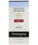 Neutrogena Healthy Defense SPF 50 With Helipolex 1.7 oz - $12.19