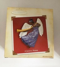 Hallmark Keepsake Ornament African American 2004 Christmas A Joyful Noise - $9.89