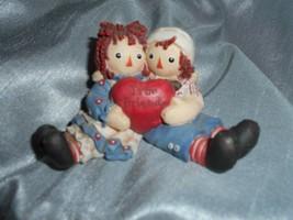 Raggedy Ann & Andy Figure - $19.00