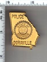 Doraville Police (Georgia) Lapel Pin / Tie-Tac - $14.95