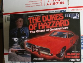 MPC The Ghost of General Lee Duke of Hazzard Charger 1/25 scale - $79.99