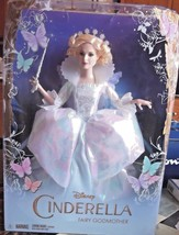 NIB Disney Cinderella Fairy Godmother Doll - $28.04