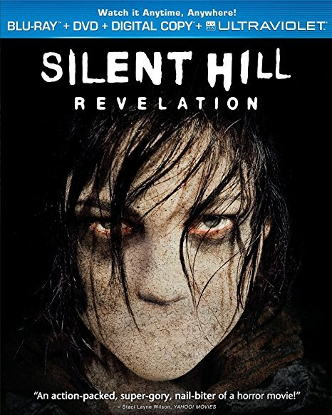 Silent Hill: Revelation [Blu-ray+DVD] (2012)