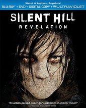 Silent Hill: Revelation [Blu-ray+DVD] (2012)