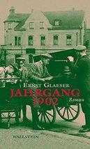 Jahrgang 1902 Glaeser, Ernst - $51.17