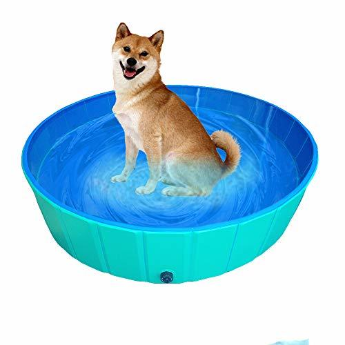 Primary image for NACOCO Foldable PVC Dog Cat Water Pool Pet Outdoor Swimming Playing Pond Groomin