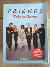 Friends Trivia Board Game 1000 Questions 2002 Cardinal New Sealed - $24.74