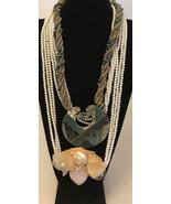 """vintage necklaces 50"""",22"""" Long - $7.92"""