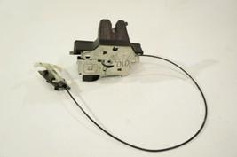 14-2019 infiniti q50 rear trunk open opener pull lever release actuator oem - $26.99
