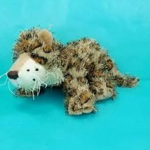 Webkinz Leopard Cat Plush Stuffed Animal Ganz Jungle Toy Girl Boy Jaguar No code - $14.84