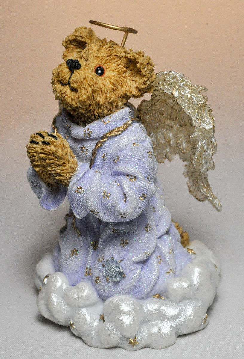 Primary image for Boyds Bears: Glory B. Angelfaith - Amen - 1st Edition - 1E/ 544 # 227794