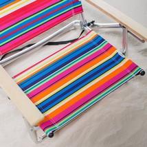 Copa 5-Position Lay-Flat Aluminum Beach Chair - $71.99