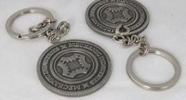 Ignitition Key Ring Mechanic Workshop Ignition Gun Metal Key ring + Gimmick - $5.97
